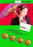 Saphir-Tec Fotopapier High Glossy 180g/qm A4-100 Blatt