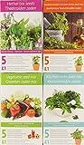 ❤️ Premium Samen Set Saatgut Sortiment ✿ 20 Sorten ✿ über 2000 Samen ✿ Küchen Kräuter ✿ Mediterrane Kräuter ✿ Tee Kräuter ✿ Gemüse