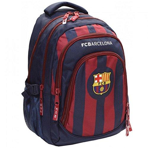 Fußball-messi Tasche (***Premium*** FC Barcelona Rucksack Spanien Schulrucksack Messi Sportrucksack EDEL NEU 45x35x25cm 2017)