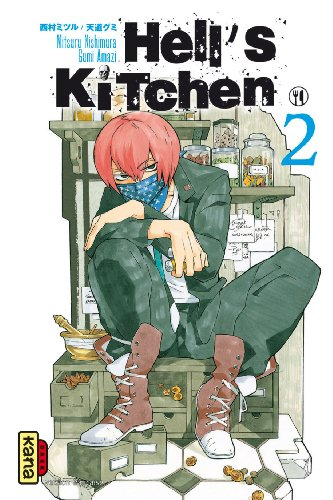 Hell's Kitchen Edition simple Tome 2