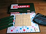 SCRABBLE by spear\'s games. VINTAGE 1983 EDITION