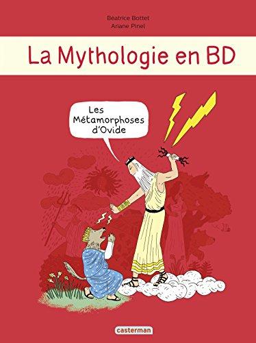 La mythologie en BD (3) : Les métamorphoses d'Ovide
