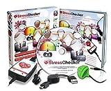 StressChecker Profi– HRV Biofeedback Produkt für Windows PCs und Windows Tablets für Stressmessung und Sporttraining für Gesundheitsdienstleiter, Coachs und Trainer