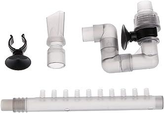 Simplelife hw-602b/hw-603b Wasser Rohr Abfluss, Fisch Tank Aquarium Filter Fertigmontage