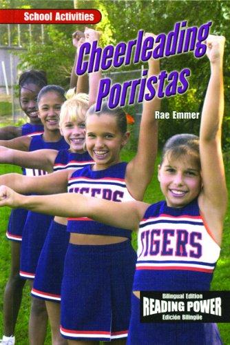 Cheerleading/Porristas (School Activities / Actividades Escolares) por Rae Emmer