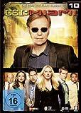 CSI: Miami - Season 10: The Final Season [6 DVDs] - Anthony E. Zuiker