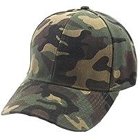 Absolute Gorras Unisex Gorra de Béisbol de Camuflaje Snapback Hat Hip-Hop  Ajustable 2d9aeca649b