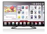LG 47LA6208 119 cm (47 Zoll) Fernseher (Full HD, Triple Tuner, 3D, Smart TV)