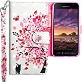 CLM-Tech Case compatible with Samsung Galaxy Xcover 4,