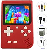QINGSHE QS-3 Retro FC Handheld Game for Kids, Upgraded Arcade System Portable Game