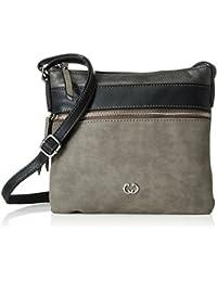 suchergebnis auf f r gerry weber shoulder bag tasche grau schuhe handtaschen. Black Bedroom Furniture Sets. Home Design Ideas