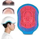 Casquette de régénération de cheveux de casque de repousse de...