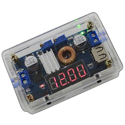 Wandler Konverter (DC zu DC) Stabilisator Spannungsregler für LED Lampen, Geräte uvm. (Wandler 35 Watt)