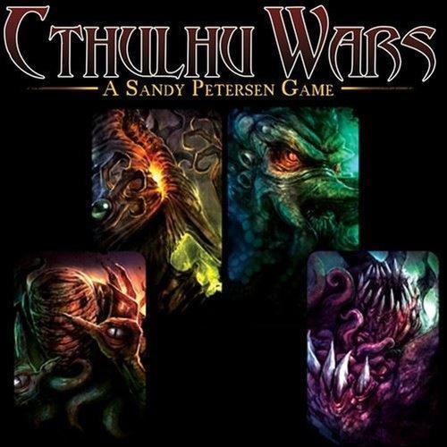 Cthulhu Wars brettspiel