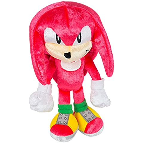 Sonic el erizo t22530knuckles 8 Inch Classic Plush – Knuckles