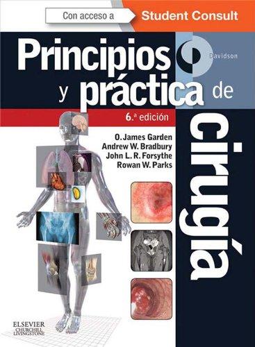 Davidson. Principios y práctica de cirugía + StudentConsult por Andrew Bradbury