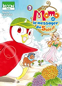 Momo et le messager du soleil Edition simple Tome 3