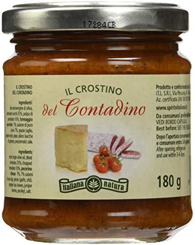 Italiana Natura Crostino del Contadino - 6 Confezioni da 180 G