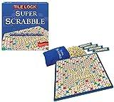 Deluxe Super Scrabble: Tile Lock
