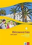 Découvertes 4 / Fit für Tests und Klassenarbeiten. Arbeitsheft mit Lösungen und Audio-CD: Série jaune (ab Klasse 6) (Découvertes. Série jaune (ab Klasse 6). Ausgabe ab 2012)