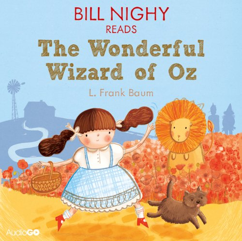 Bill Nighy reads The Wonderful Wizard of Oz (Famous Fiction)  Audiolibri
