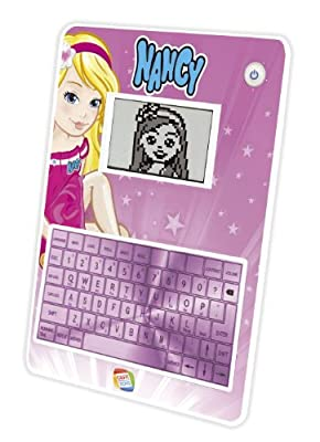 Nancy - Mini tablet, 40 actividades (Cefa Toys 25306) por Cefa Toys