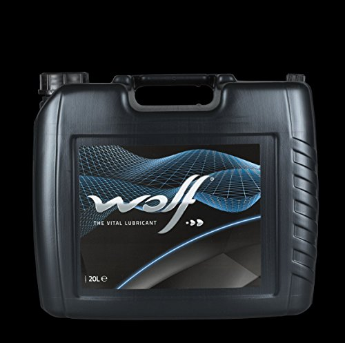Bidon 20 litres d'huile pour engrenages industriels Wolf EP GEAR OIL ISO 680 8309670 pas cher