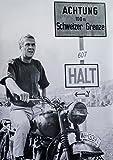 Steve McQueen: Gesprengte Ketten (1962) / Filmplakat, Poster [59 x 84 cm]