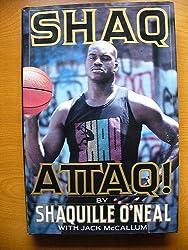 Shaq Attaq!: My Rookie Year by Shaquille O'Neal (1993-11-01)