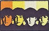 Beatles - Aufnäher Heads (in 9 cm x 4 cm)