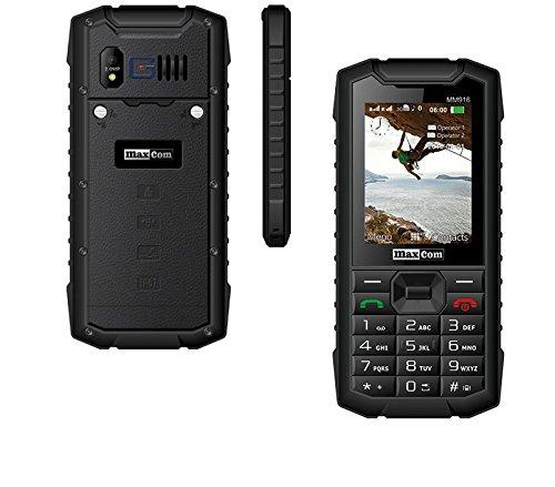 ²-DUAL SIM 3G/UMTS/HDSPA/TETHERING -OUTDOOR- Handy-RUGGED-/Taschenlampe/von G-TELWARE IP67 in DEUTSCH!