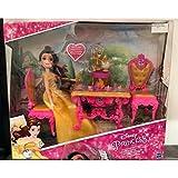 Hasbro Salón mágico de bella princesas disney