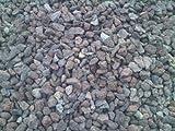 Der Naturstein Garten 12,5 kg Grill Lava Steine 16-32 mm - Gasgrill Elektrogrill Lavastein Lavasteine Kies Kiesel Aquarium - LIEFERUNG KOSTENLOS