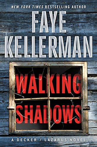 Buchseite und Rezensionen zu 'Walking Shadows: A Decker/Lazarus Novel (Decker / Lazarus) (English Edition)' von Faye Kellerman