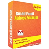 Lantech Soft Gmail Email Address Extractor (CD)