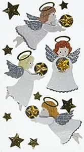 Sandylion Angels Essentials Sticker, Large by Sandylion