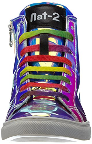 Nat-2 220 Bpm, Baskets hautes femme Multicolore - Mehrfarbig (vanish rainbow)