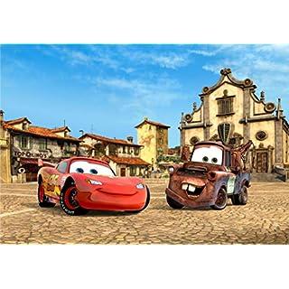Fototapete FTDNxxl5007 Photomurals Disney Car