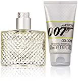 James Bond 007 Cologne Duftset Eau de Cologne 30ml + Showergel 50ml, 1er Pack (1 x 80 ml)