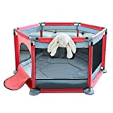 GXYGWJ Barrière de sécurité pour enfant, intérieur, tapis de jeu sécurisé,...