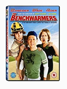 The Benchwarmers [Import anglais]