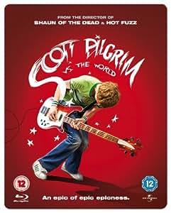 Scott Pilgrim vs. The World Double Play - Limited Edition Steelbook [Blu-ray]