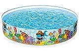 Intex 56453–Schwimmbad Hartschale Baby Reef, 244x 46cm