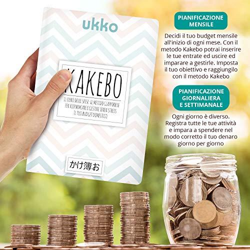 Zoom IMG-2 kakebo il libro delle spese