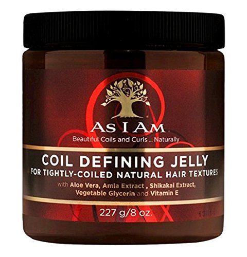 Textur Definition Lotion (As I Am Coil Defining Jelly for Defining Tightly-coiled Natural Hair Textures 8oz by As I Am Naturally)