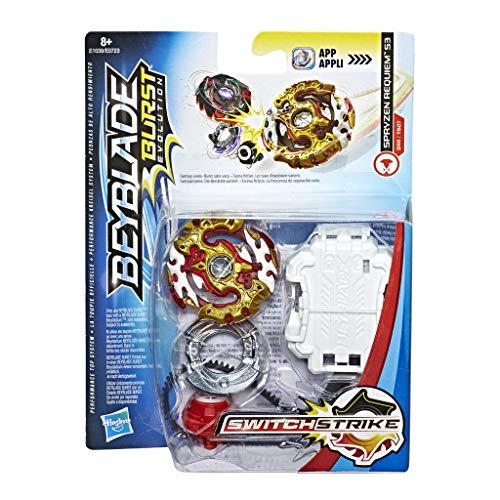 Hasbro Beyblade Burst Evolution Switchstike Kreisel, Modell und farblich sortiert