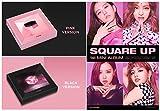 BLACKPINK KPOP 1st Mini Album SQUARE UP 2CD [Pink+Black Ver.] Music Album Set