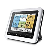 KKY Digoo Dg-Th8888Pro Color Wireless Weather Station Home Thermometer USB Outdoor F
