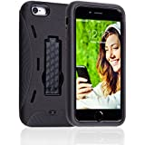 Schwarz PROTECTOR Case for iPhone 6/6s