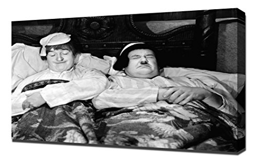 laurel-hardy-devils-brother-the-01-stampa-artistica-su-tela